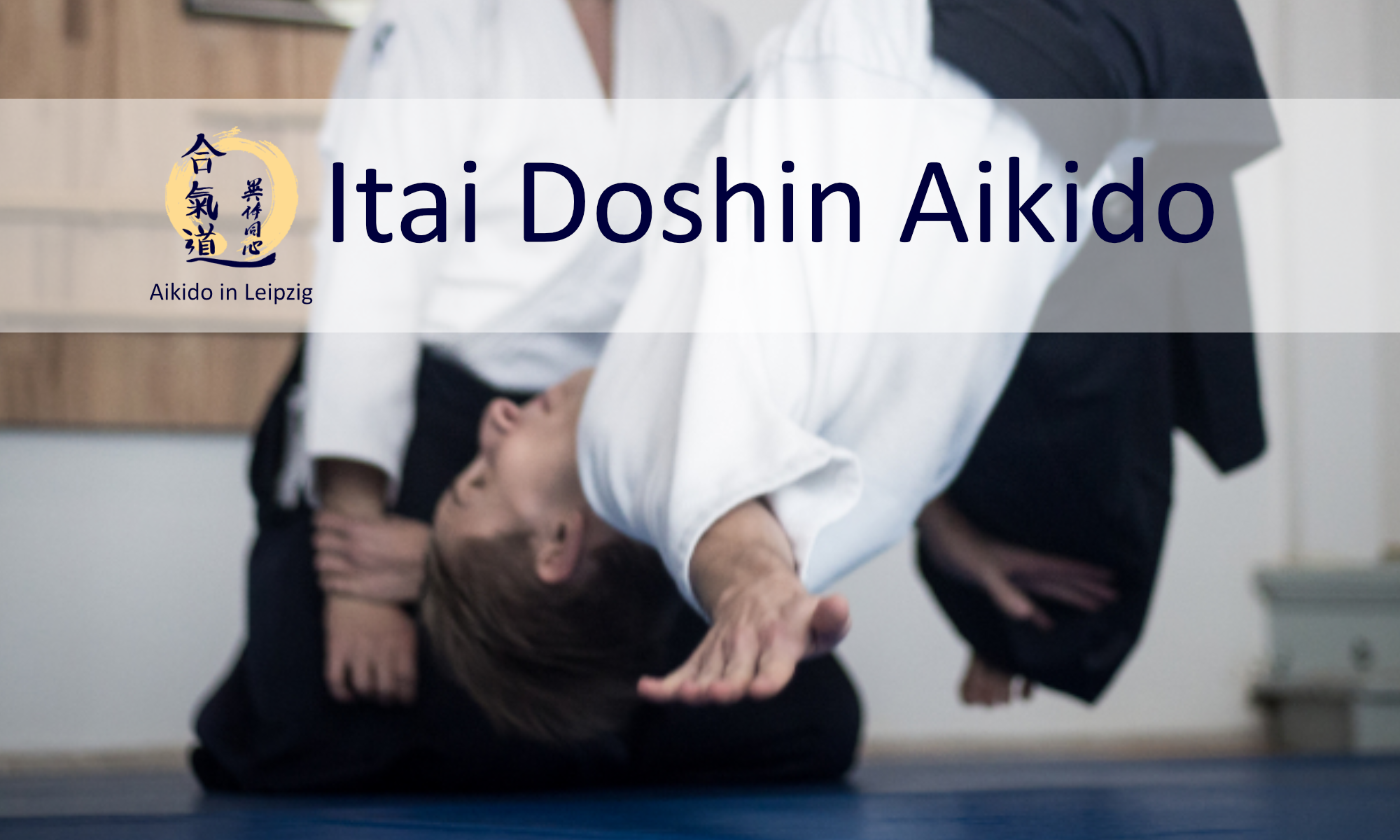 Itai-Doshin Aikido Leipzig
